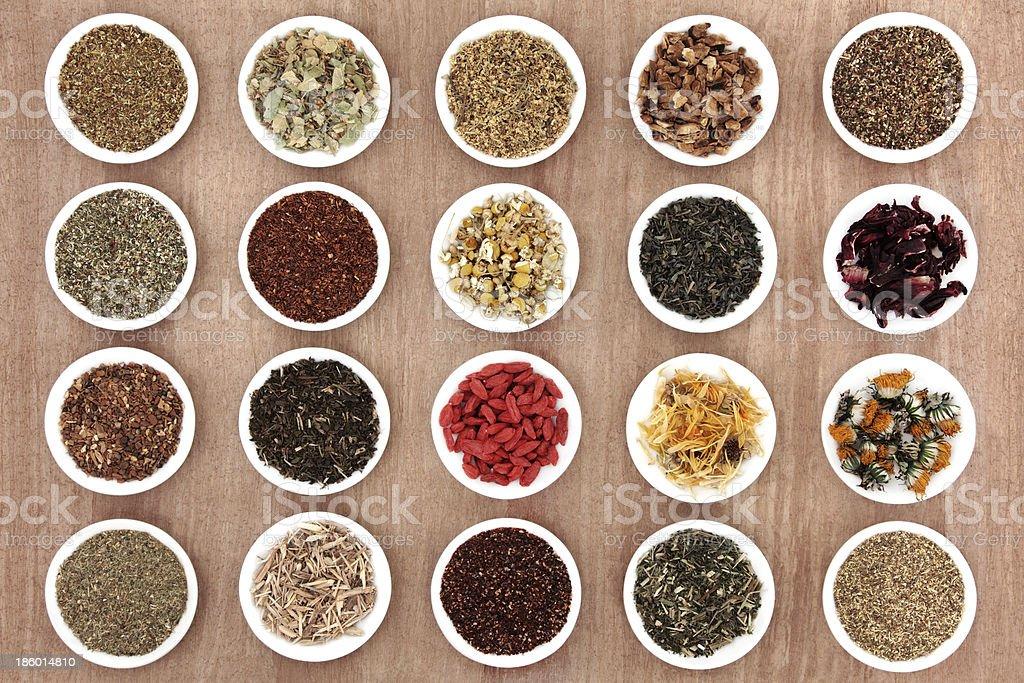 Herbal Wellness stock photo