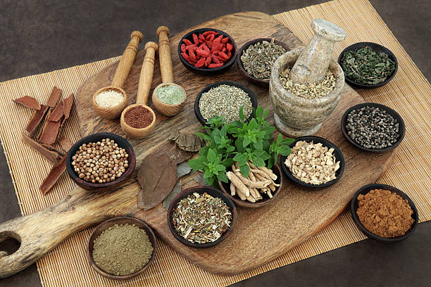 Herbs and Spices for Mens Health​​​ foto