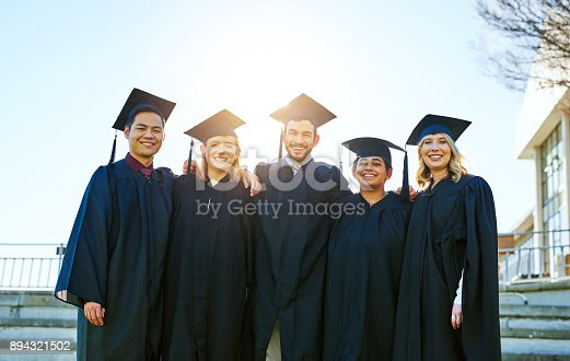 istock Here begins a new chapter of life 894321502