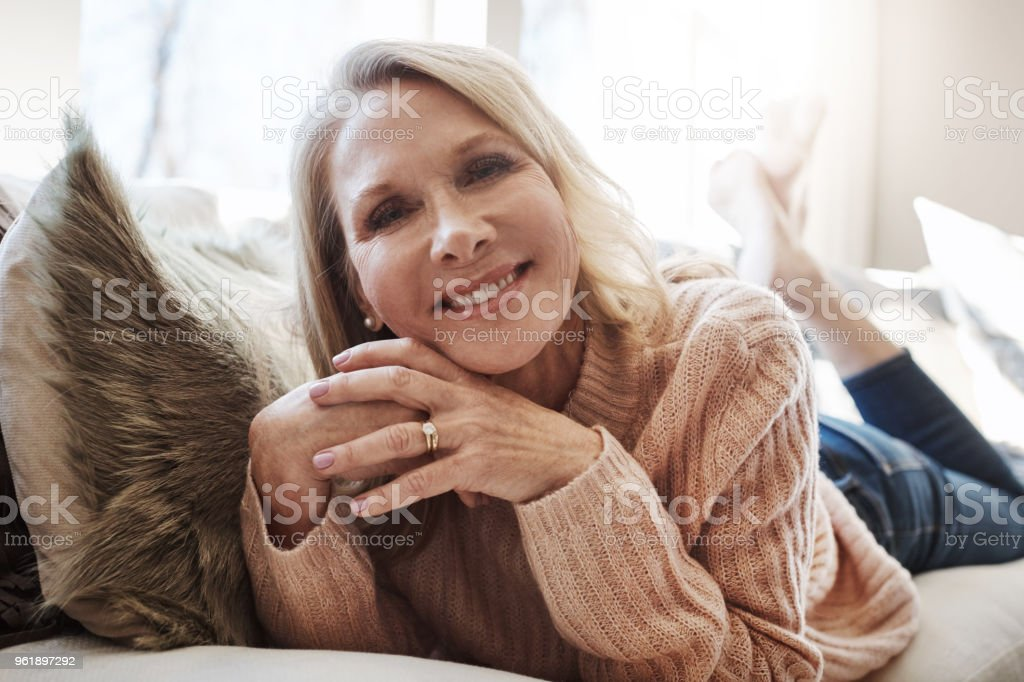 Here comes the happiness stock photo