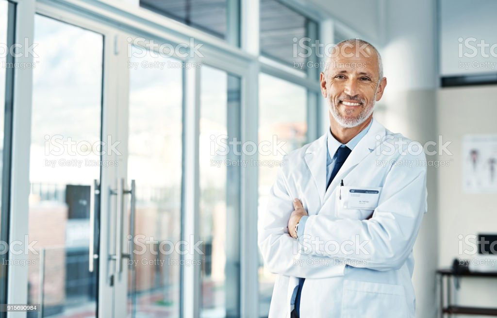 Here to keep you at your healthiest stock photo