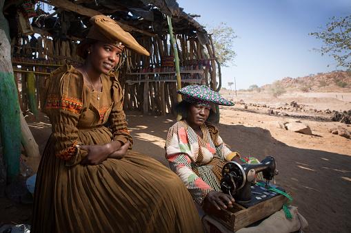 istock Herero women 512348202