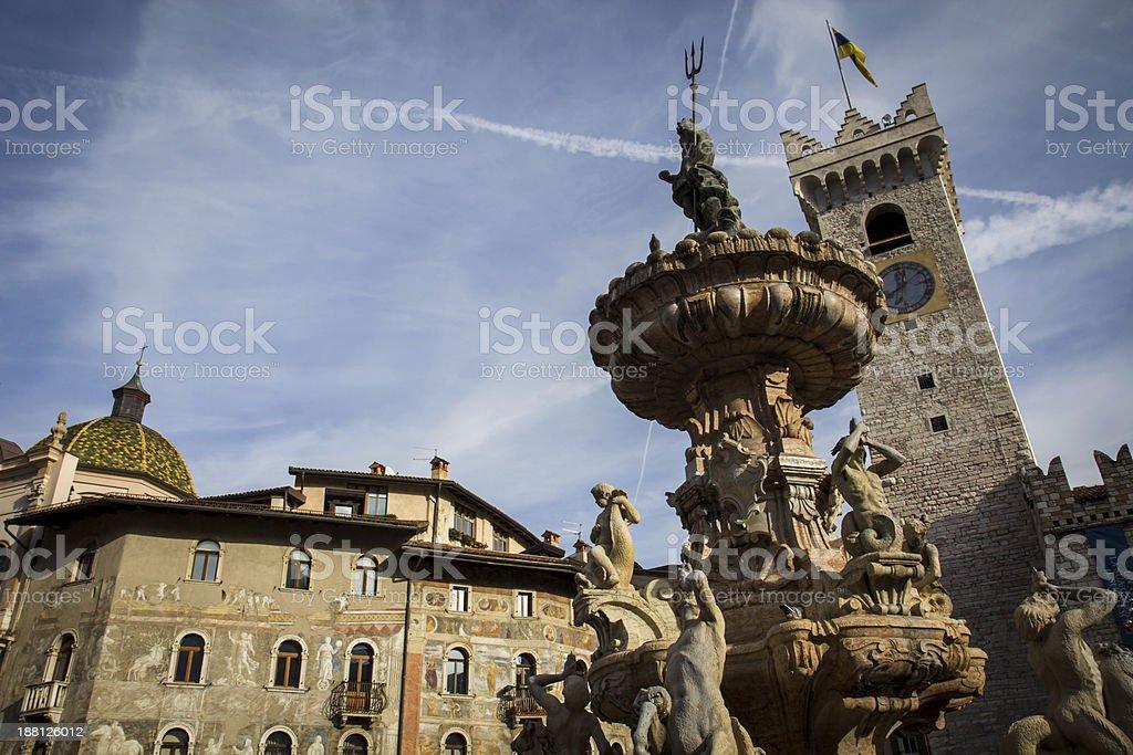 heritage monument stock photo