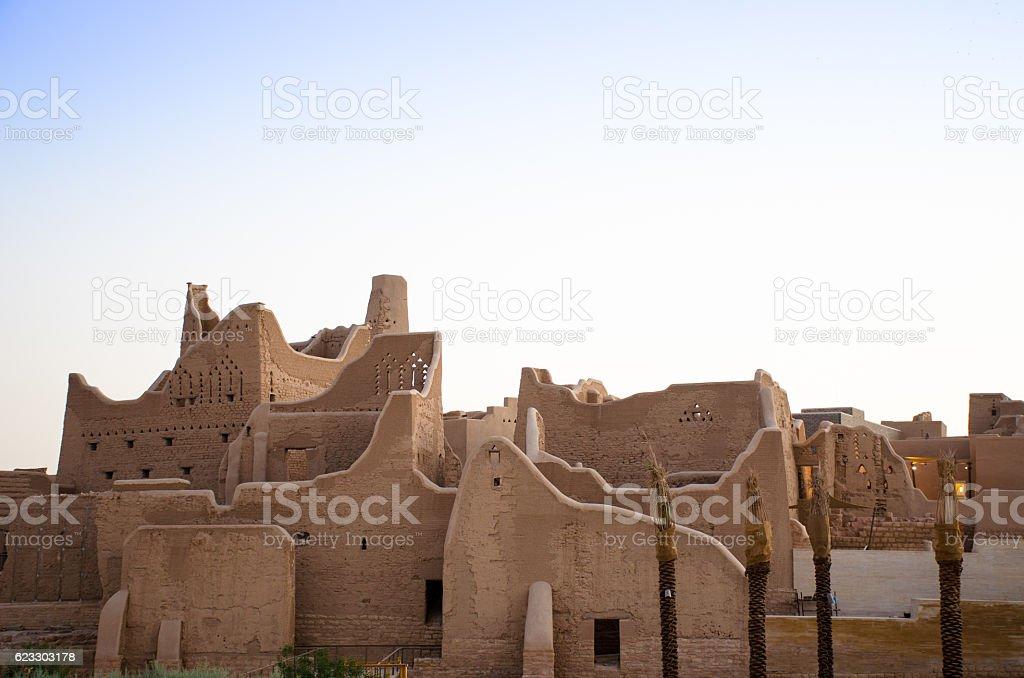Heritage Village in KSA – zdjęcie