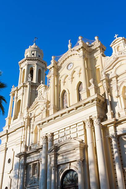 Hermosillo Cathedral stock photo