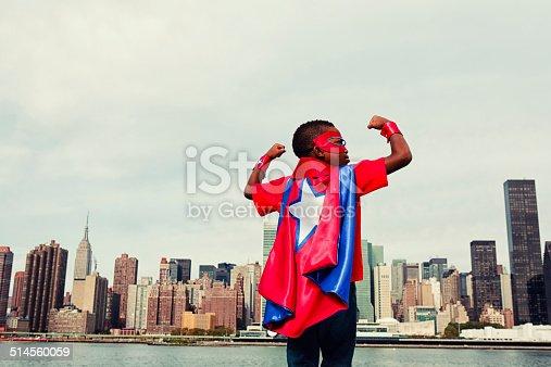 istock Hero of Manhattan 514560059