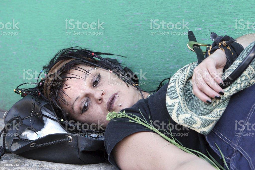 Heroin! royalty-free stock photo