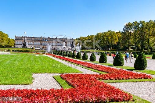 istock Herrenchiemsee Palace, Bavaria, Germany 1201319122