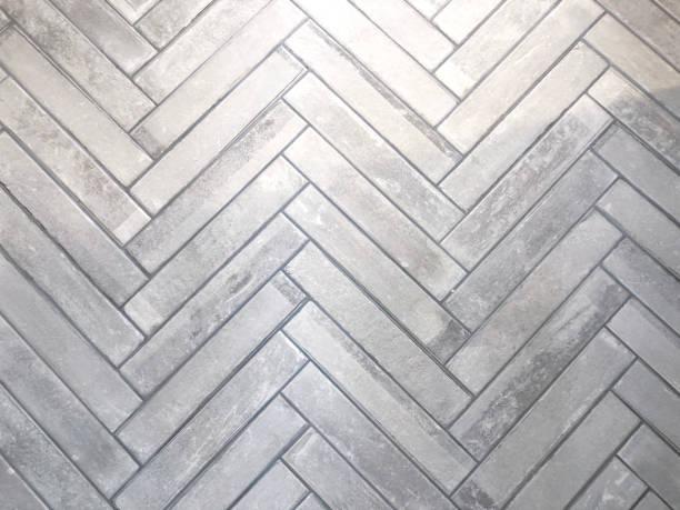 Heringbone Tile Textur-Hintergrund – Foto