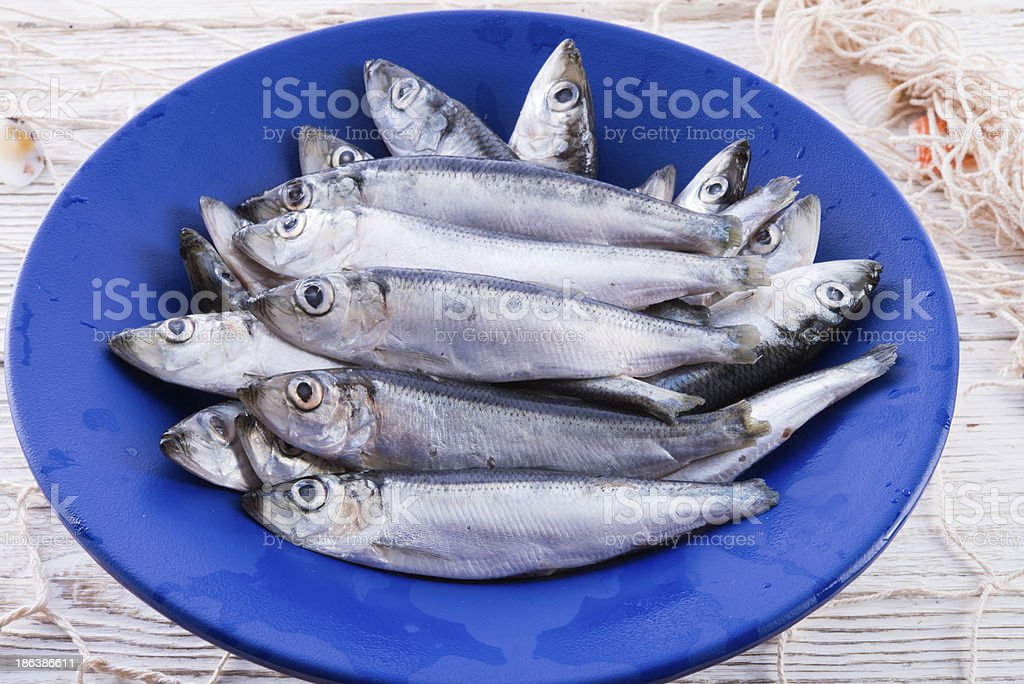 herrings royalty-free stock photo