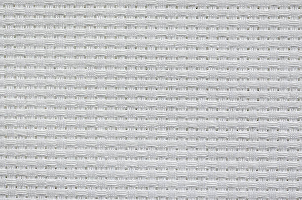 herta cloth in white - mesh textile stock photos and pictures