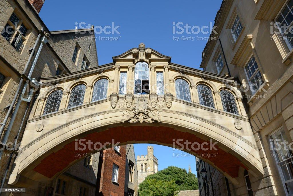 Hertford Brücke, Oxford – Foto