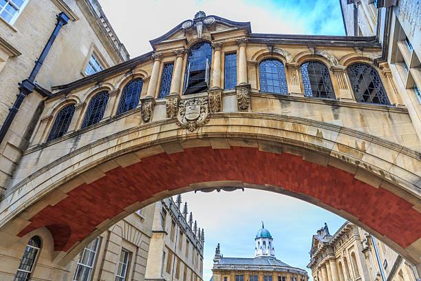 Hertford Bridge, Oxford University – Foto