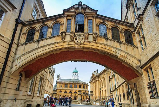 Hertford Bridge, Oxford University. – Foto