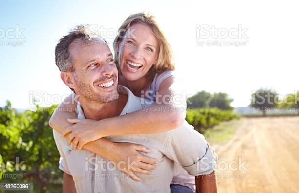 Er Ist Immer Mich Zum Lachen Stockfoto und mehr Bilder von Paar - Partnerschaft
