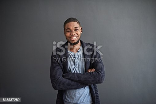istock He's doesn't take things too seriously 613537282