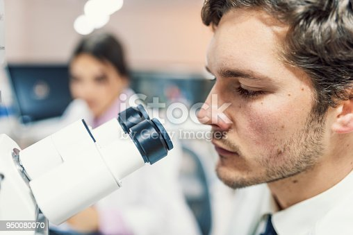 istock He's eager to unlock medical mysteries 950080070