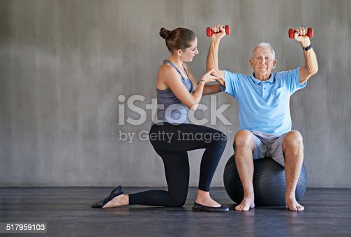 517995977 istock photo He's getting stronger everyday 517959103