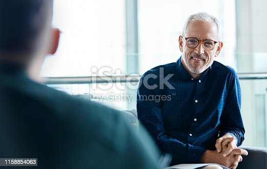 istock He's got decades of experience in this industry 1158854063