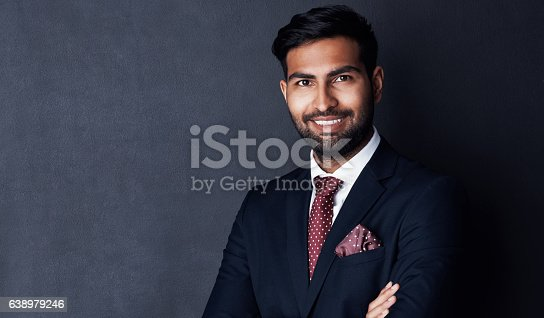 istock He's got excellent executive presence 638979246