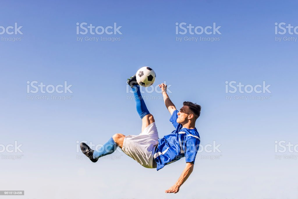 He's got game stock photo
