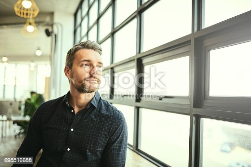 istock He's got ideas for innovation 695516688