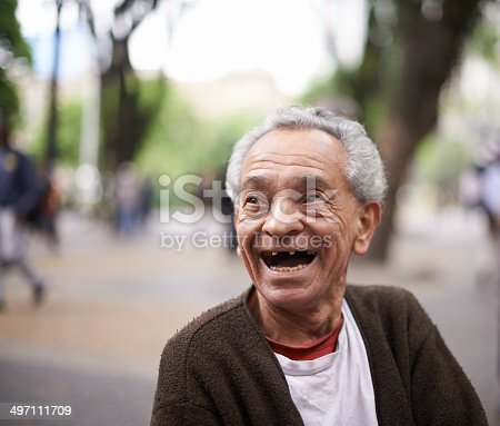 istock He's lived quite the life 497111709