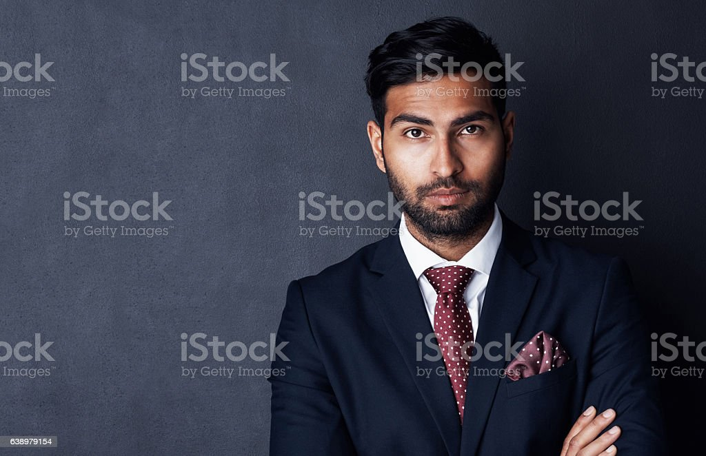 He's mastered the ability to maintain control over his career stock photo