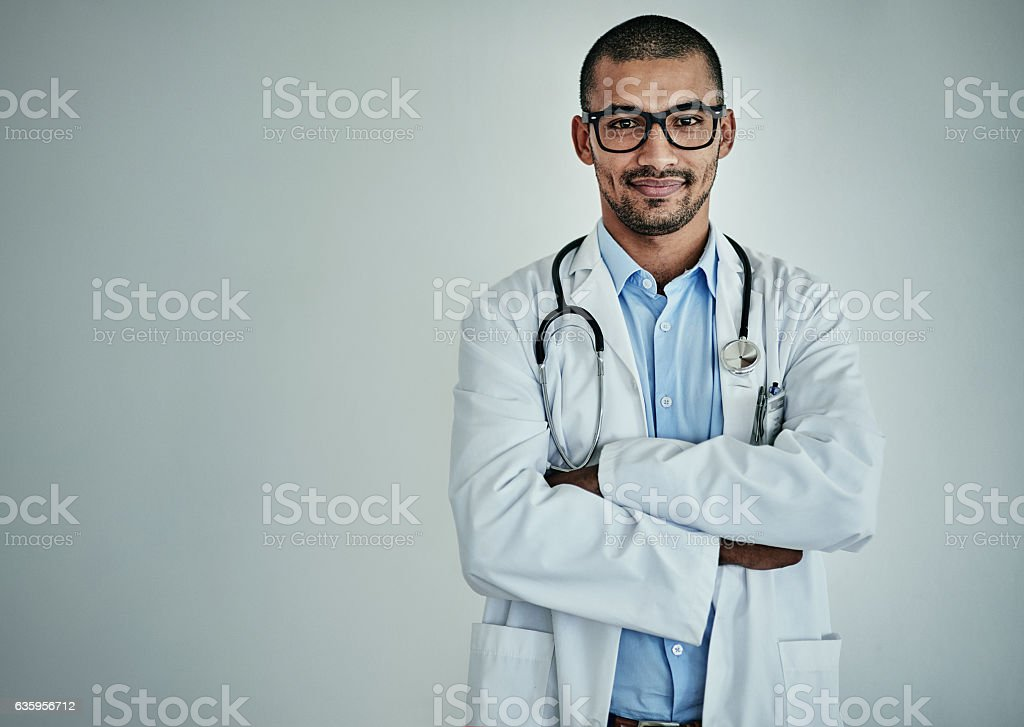 He's one of the top healthcare professionals – Foto