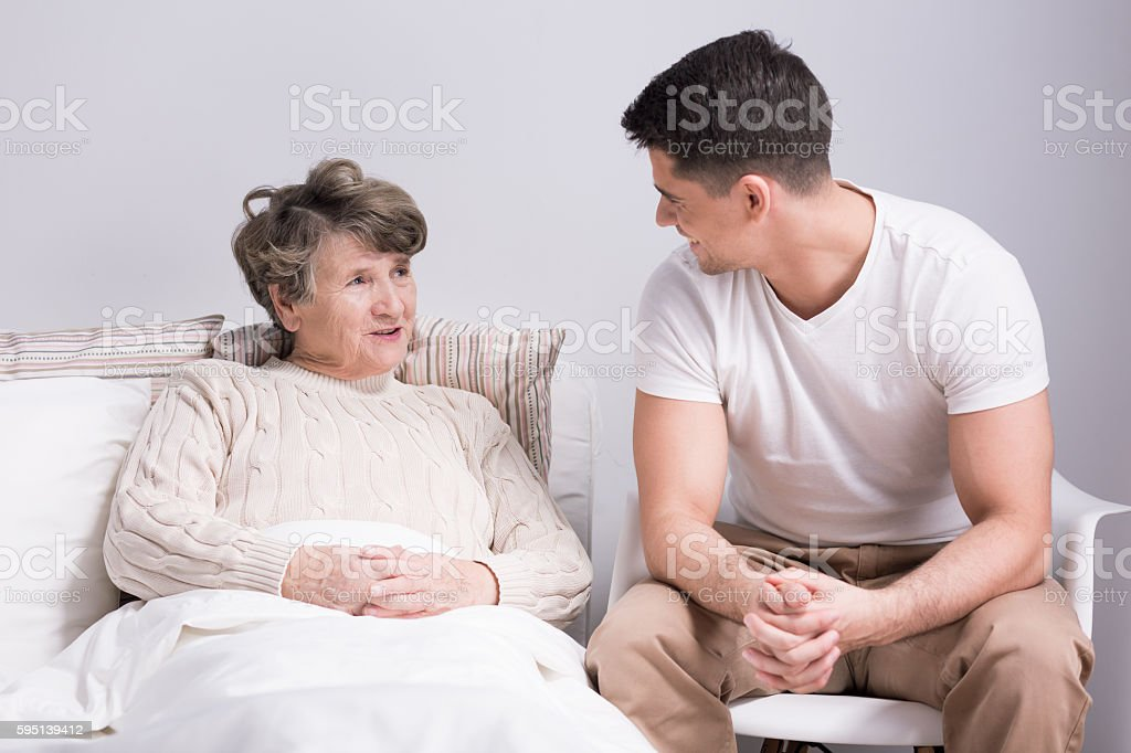 He's the primary caregiver for his grandmother – Foto