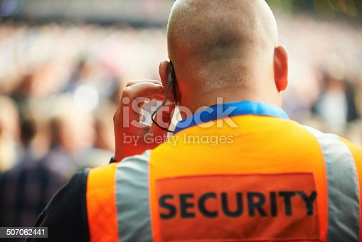 istock He's there for your protection 507062441