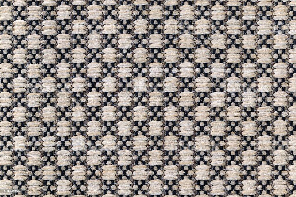 Hesian Texture royalty-free stock photo