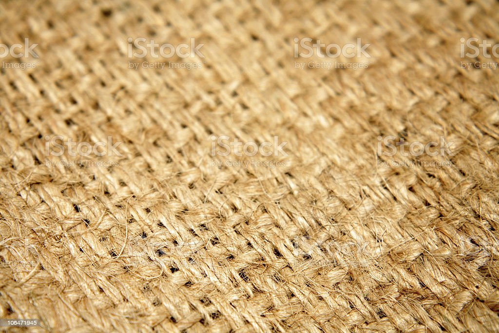 Hessian royalty-free stock photo