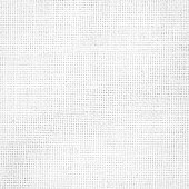 istock Hessian sackcloth woven texture pattern background in light white grey 963349720