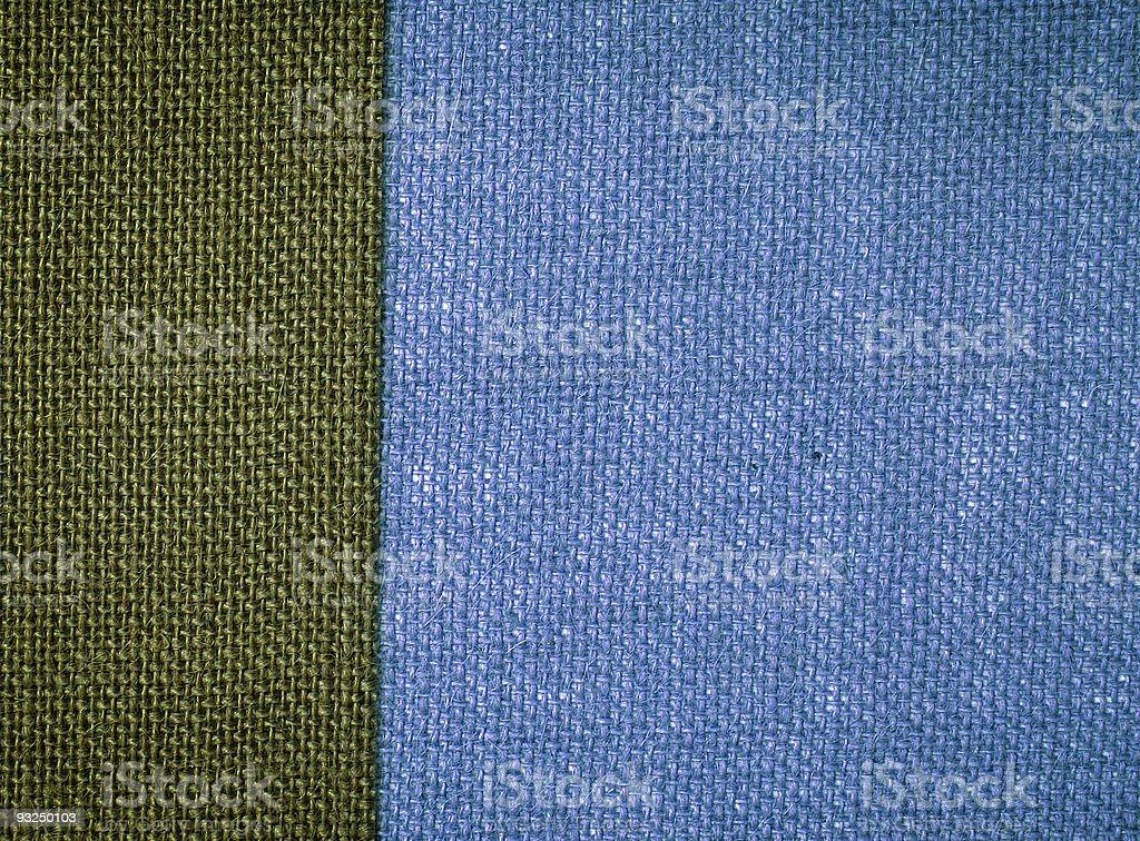 Hessian Texture royalty-free stock photo