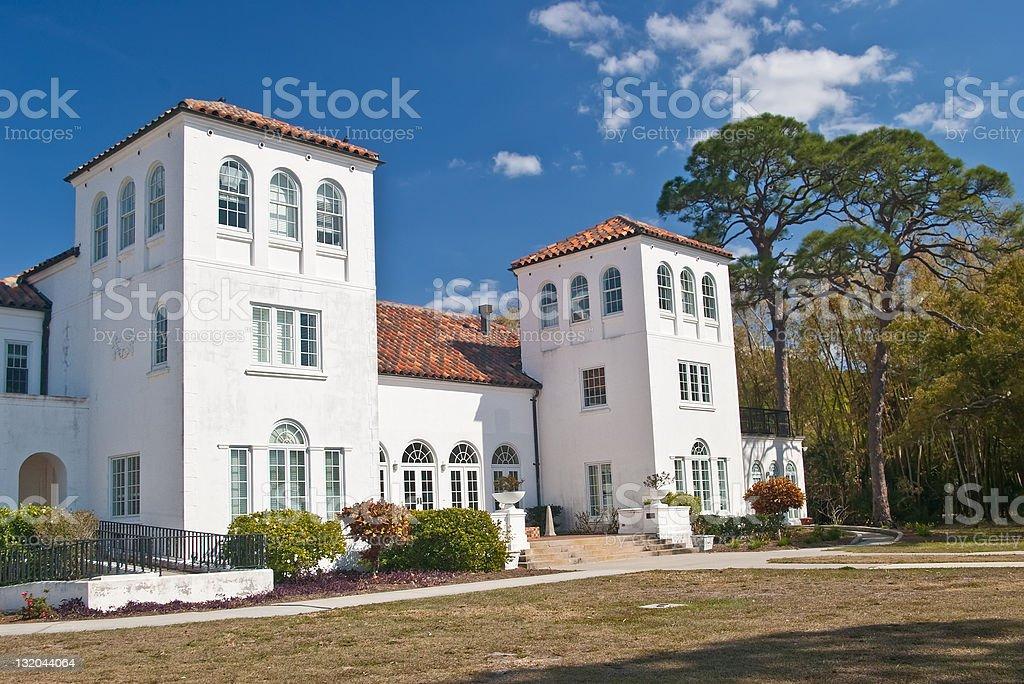 Hester Ringling Landcaster Sanford Mansion stock photo