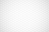 Hexagonal Abstract, Honeycomb 3D Background