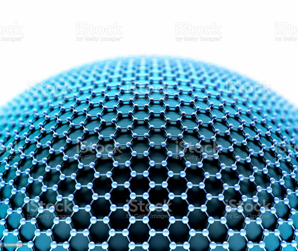 Hexagonal System stock photo
