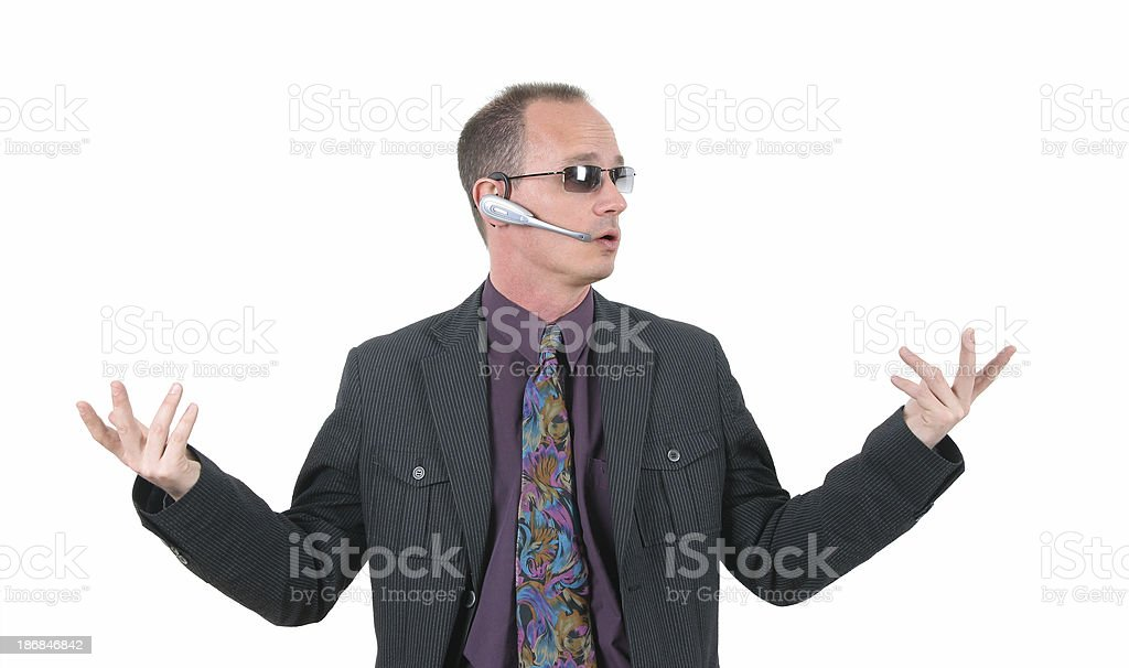 Hey buddy listen .... stock photo