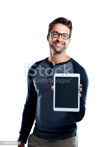 682621548istockphoto Hey, look at this! 1065393150