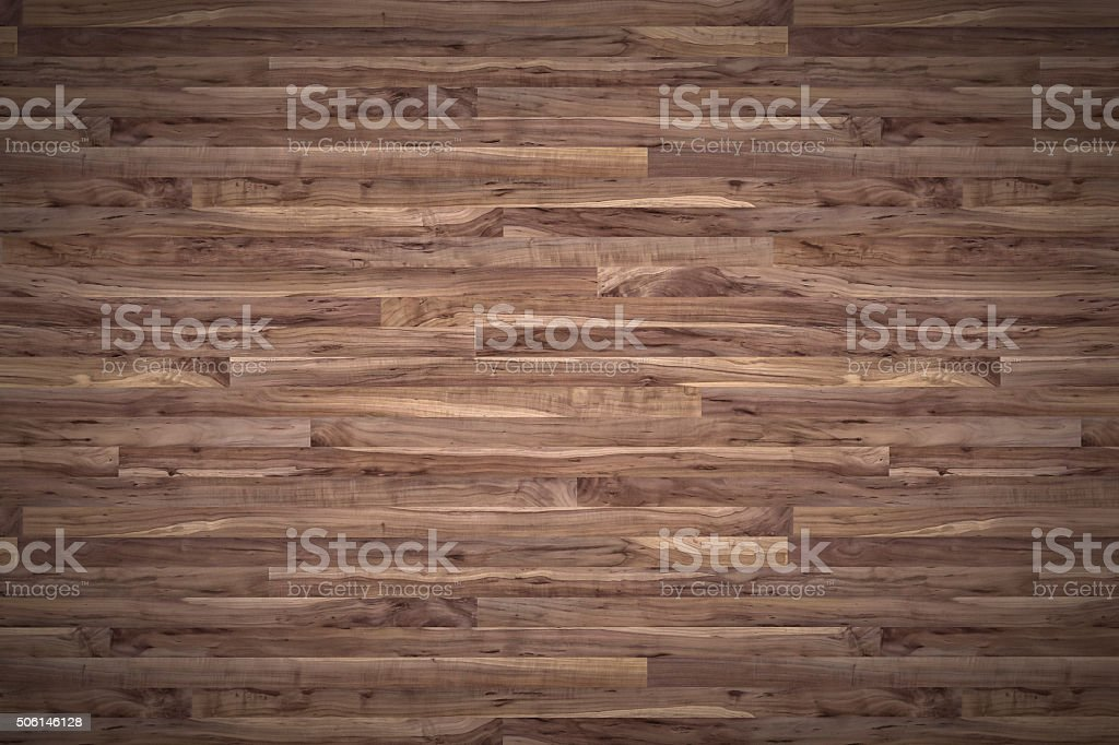Hi quality wooden texture used as background - horizontal lines stock photo