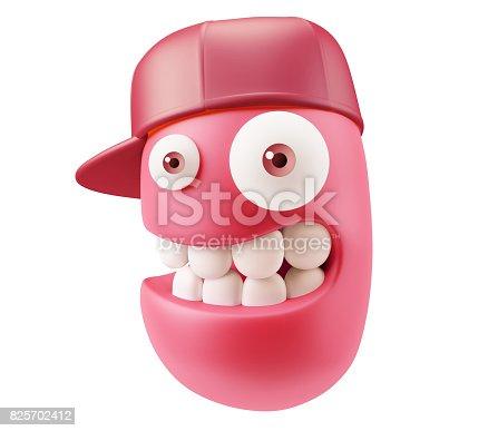 istock Hi Resolution Emoticon Expression 825702412