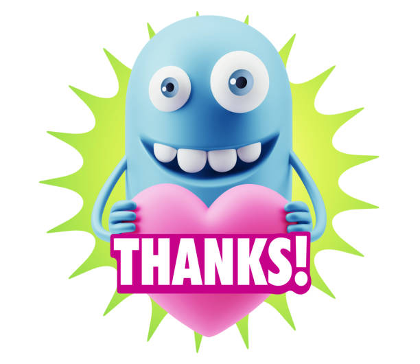 Royalty Free Cartoon Of Thank You Symbols Pictures Images And Stock