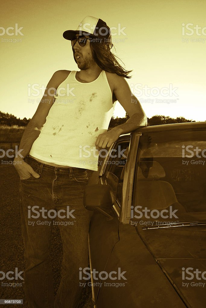 hick royalty-free stock photo