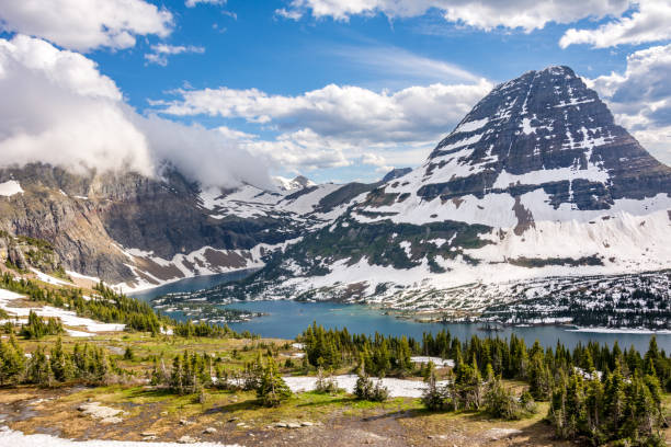 Hidden Lake – Glacier National Park, Montana USA – Foto