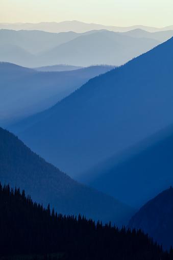 istock Hidden Lake Trail, Glacier National Park, Montana 1030276816