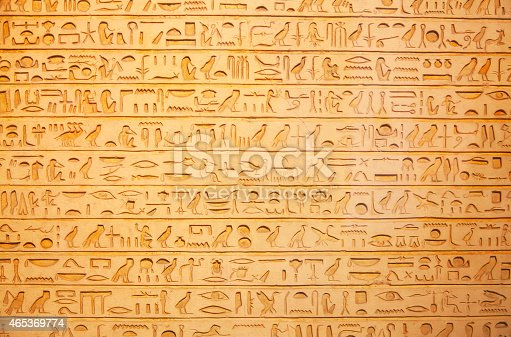 178769498 istock photo Hieroglyphs on the wall 465369774