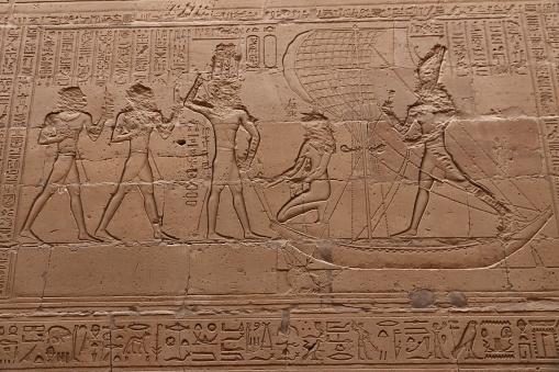 Monument, Old Ruin, Africa, Aswan - Egypt, Edfu