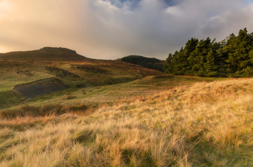 Higger Tor Stock Photo - Download Image Now