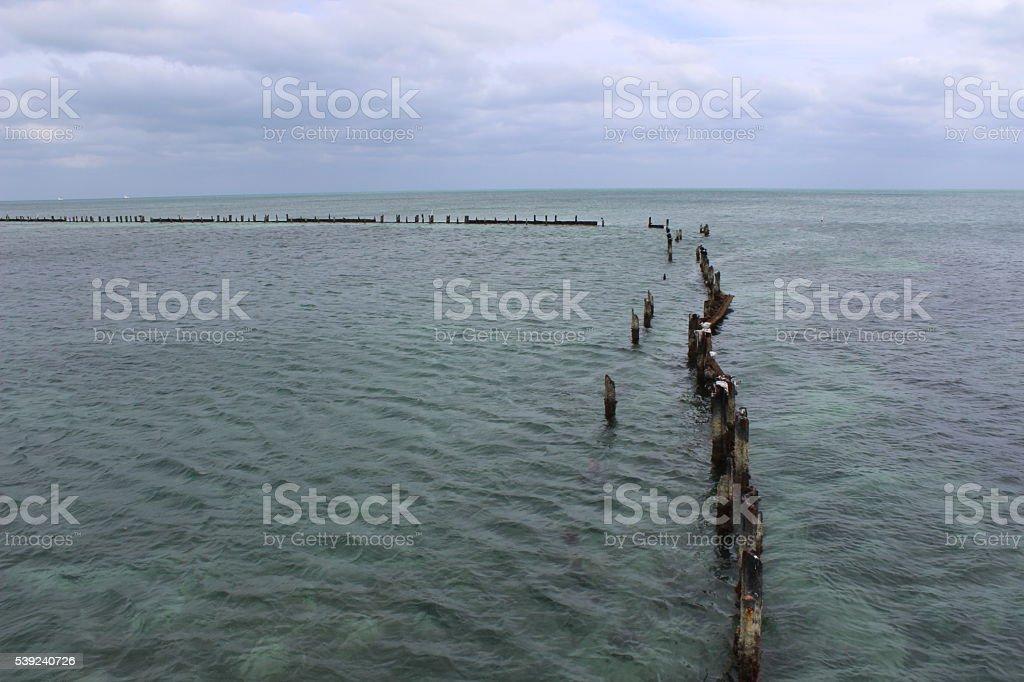higgs beach royalty-free stock photo